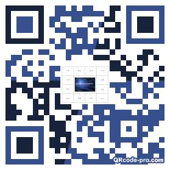 QR code with logo 2gs70
