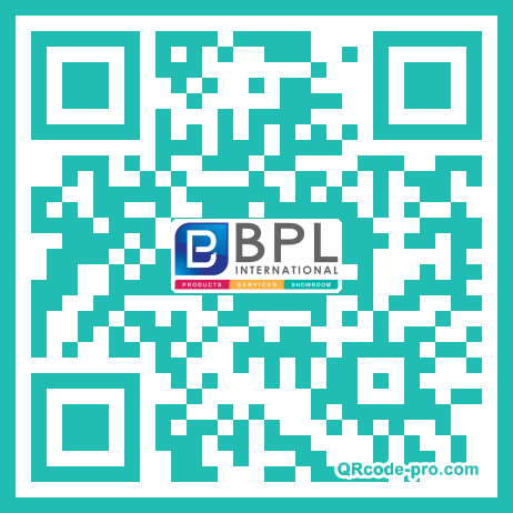 QR code with logo 2hBB0
