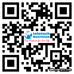 QR code with logo 2hGQ0