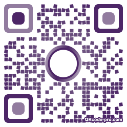 QR code with logo 2hHQ0
