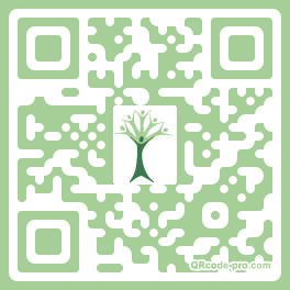 QR code with logo 2hRb0