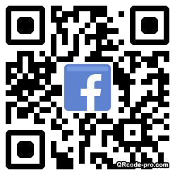 QR code with logo 2hSK0