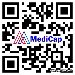 QR code with logo 2hTM0