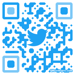 QR code with logo 2hWl0