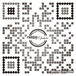 QR Code Design 2hX60