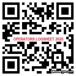 QR code with logo 2hbr0