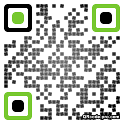 QR code with logo 2hlG0
