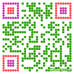 QR code with logo 2hlr0