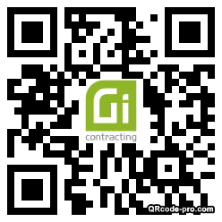 QR code with logo 2hns0