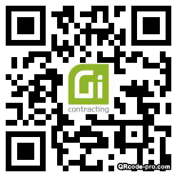 QR code with logo 2hnw0
