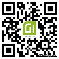 QR code with logo 2hny0