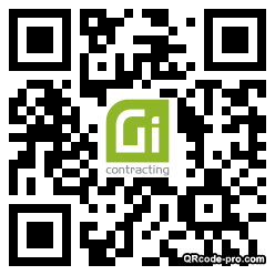 QR code with logo 2ho20