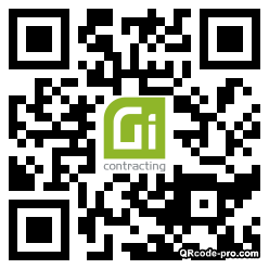 QR code with logo 2ho50