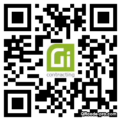 QR code with logo 2ho80