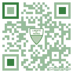 QR code with logo 2hpH0