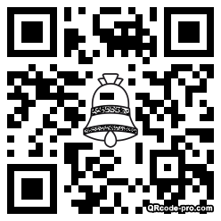 QR code with logo 2hq00
