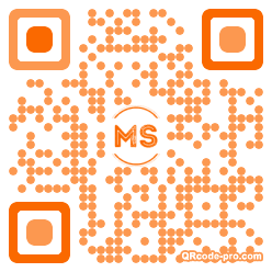 QR code with logo 2ht10