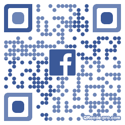 QR code with logo 2iE60