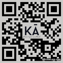 QR code with logo 2iKh0