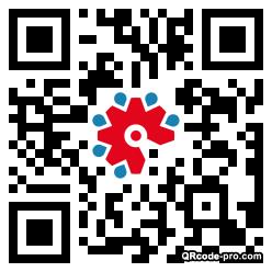 QR code with logo 2iPY0