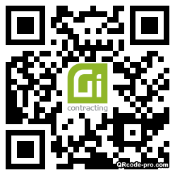 QR code with logo 2iRB0