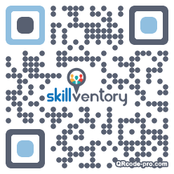 QR code with logo 2iRF0