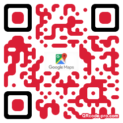 QR code with logo 2iV70
