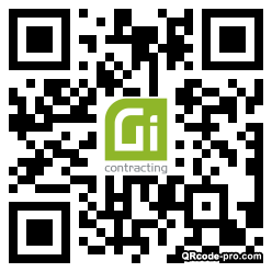 QR code with logo 2iWH0