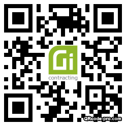 QR code with logo 2iWN0
