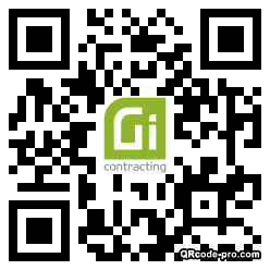 QR code with logo 2iWT0