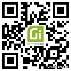 QR code with logo 2iWX0