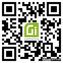 QR code with logo 2iWi0