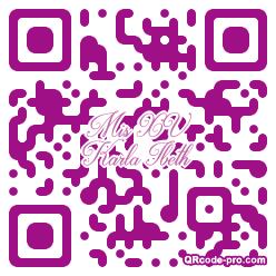 QR code with logo 2iWm0