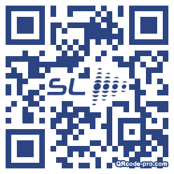 QR code with logo 2imp0