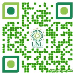 QR code with logo 2ioX0