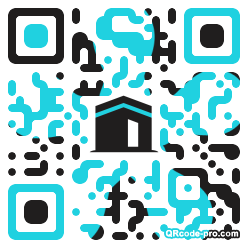 QR code with logo 2itG0