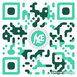 QR code with logo 2j4R0