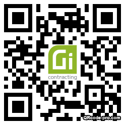 QR code with logo 2j4T0