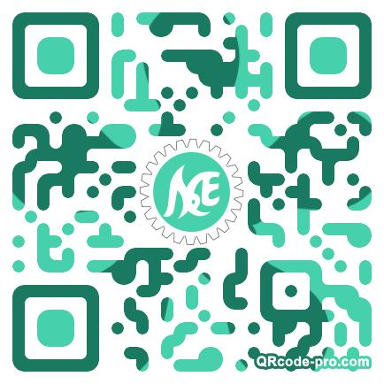 QR code with logo 2j4y0