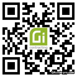 QR code with logo 2jYB0