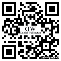QR code with logo 2jdr0