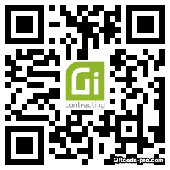 QR code with logo 2jlp0