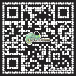 QR code with logo 2k020
