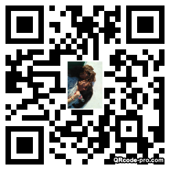 QR code with logo 2k050