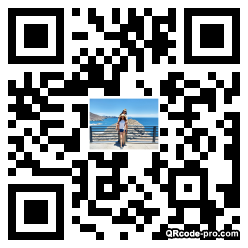 QR code with logo 2k080