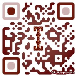QR code with logo 2k1V0