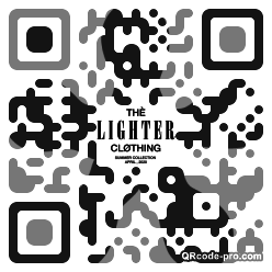 QR code with logo 2k1p0