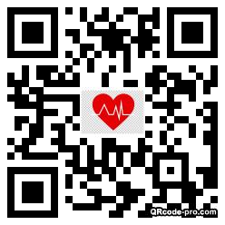 QR code with logo 2k7i0