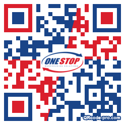 QR code with logo 2kHz0