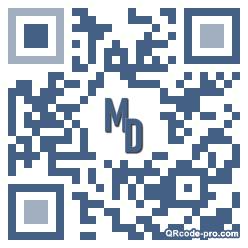 QR code with logo 2kJM0